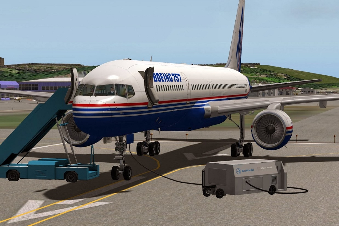 Boeing 757 Professional Extended