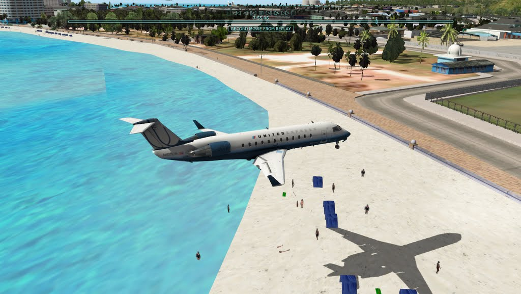 Home > Scenery > Exotic Airports > San Andres Island - SKSP