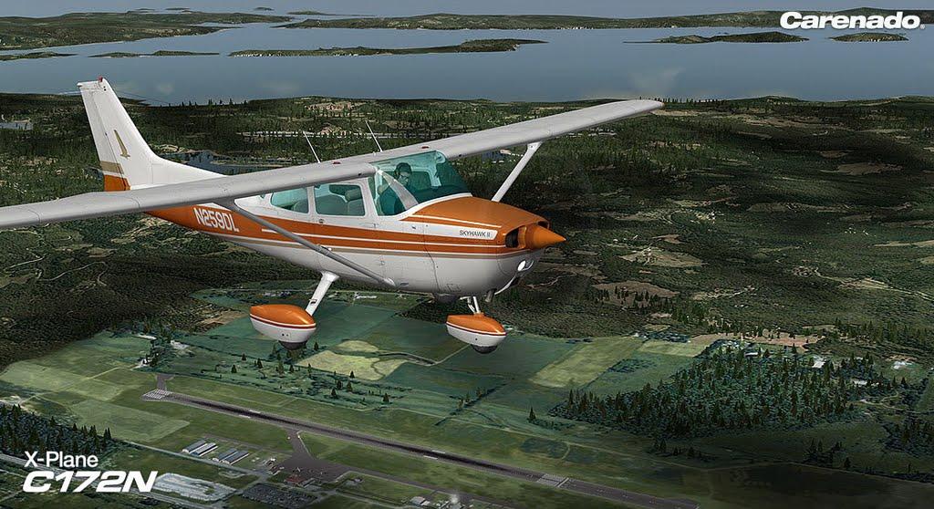 Cessna 172 Skyhawk Fsx