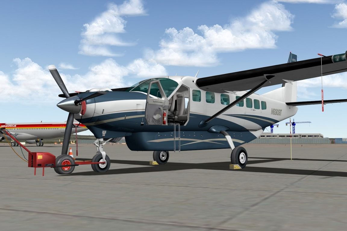 Home gt general aviation gt carenado gt c208b grand caravan hd series