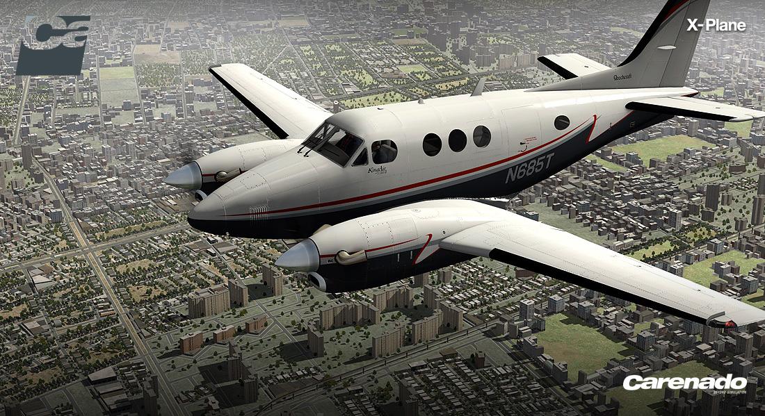 Bush Plane For Sale >> C90B King Air HD Series XP10