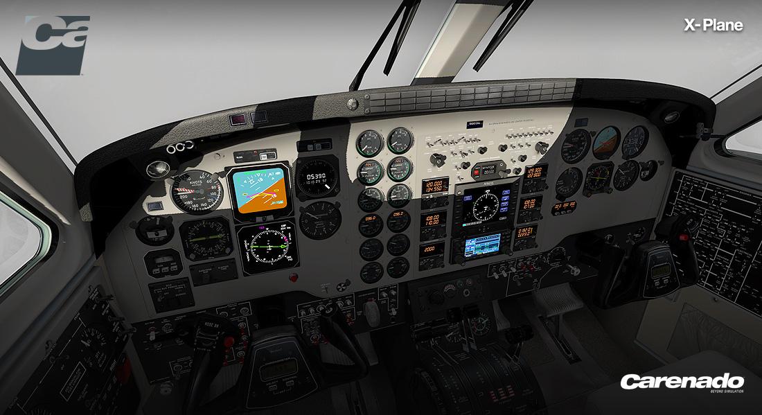 c90b king air hd series xp10
