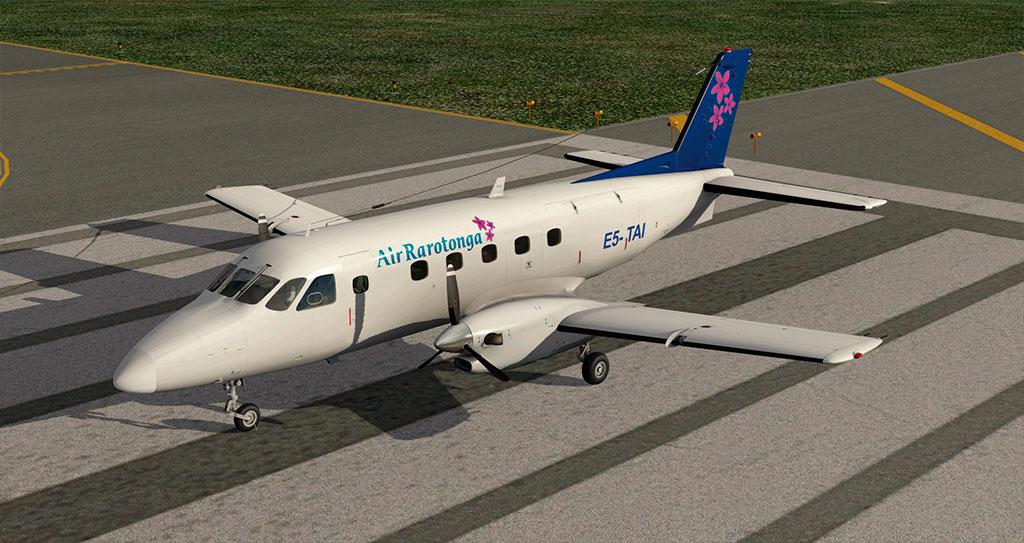Embraer 110 - Bandeirantes XP10