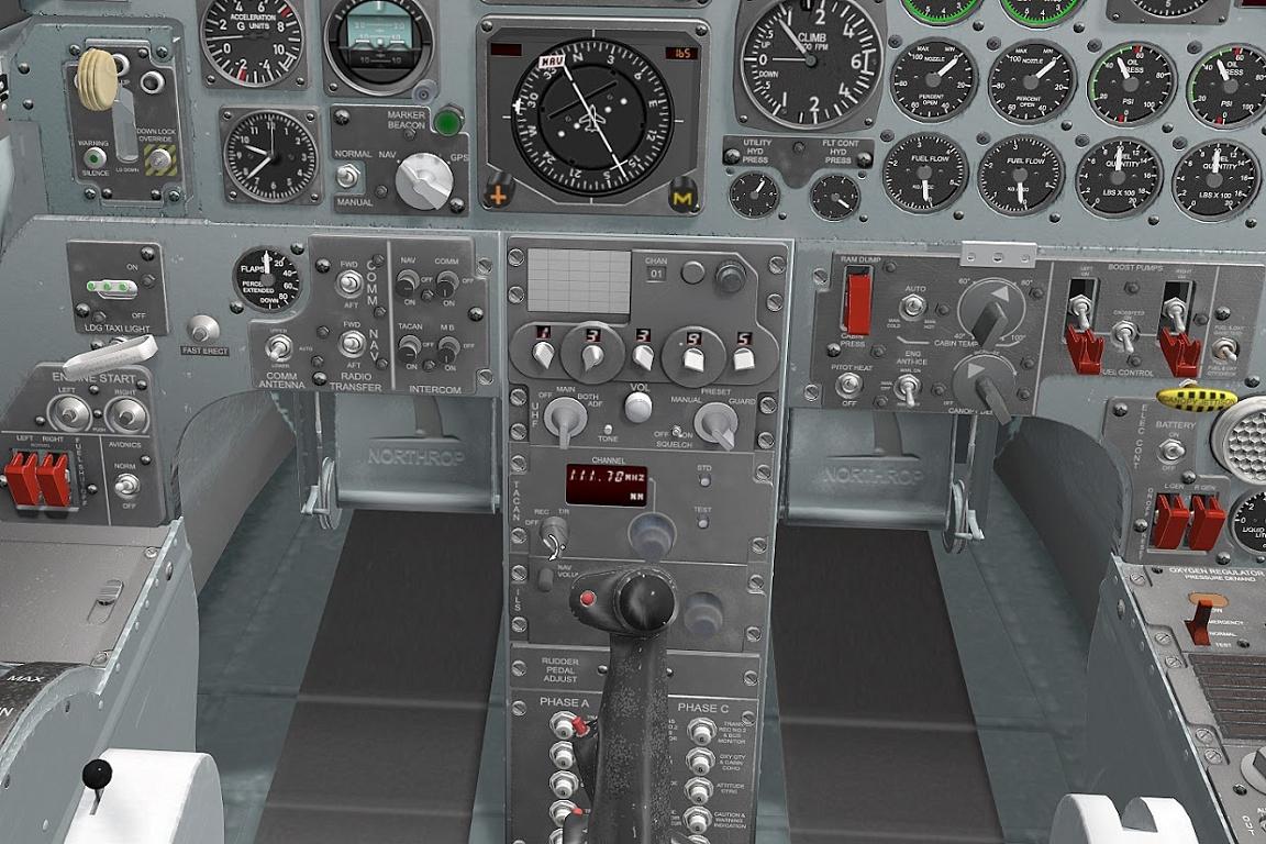 Northrop T 38 Talon