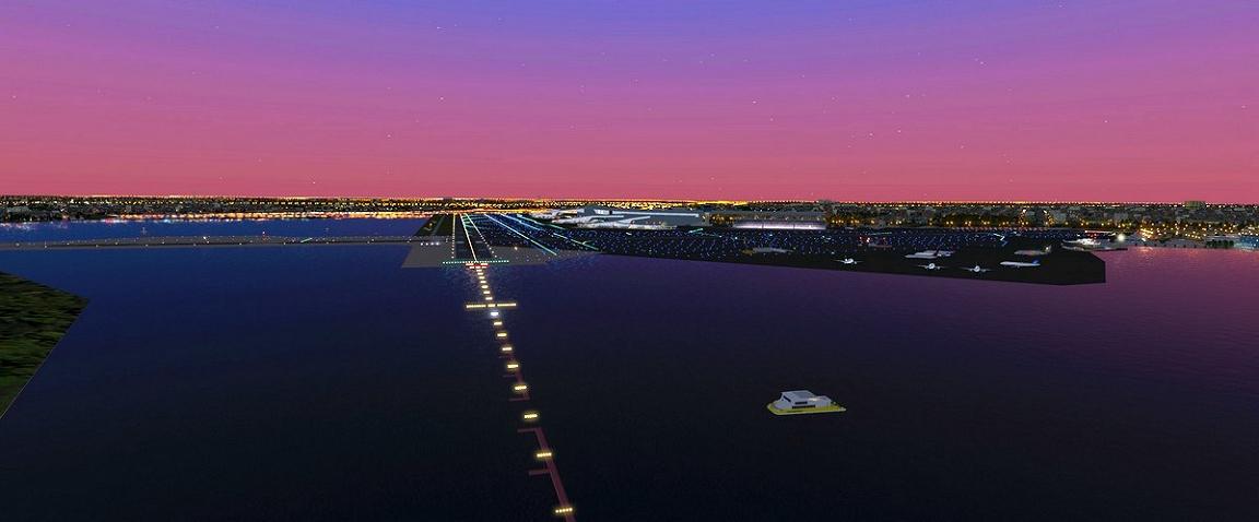 KLGA - New York La Guardia 2020