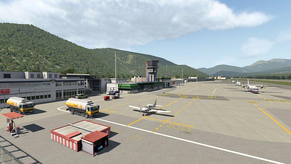 Airport Lugano Xp11