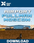 KPUW - Pullman–Moscow Airport
