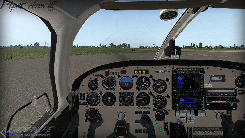 PA-28R-201 Piper Arrow III