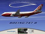 Boeing 747-8 Inter Advanced