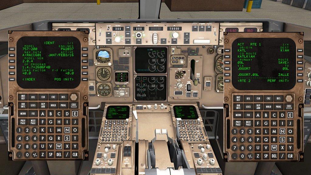 By Photo Congress    B 757 Cockpit