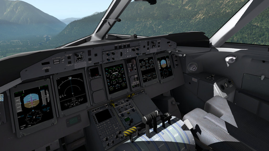 how to start engines q400 majestic p3d