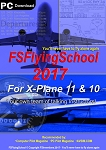 FSFlyingSchool 2017 for X-Plane 11 and 10