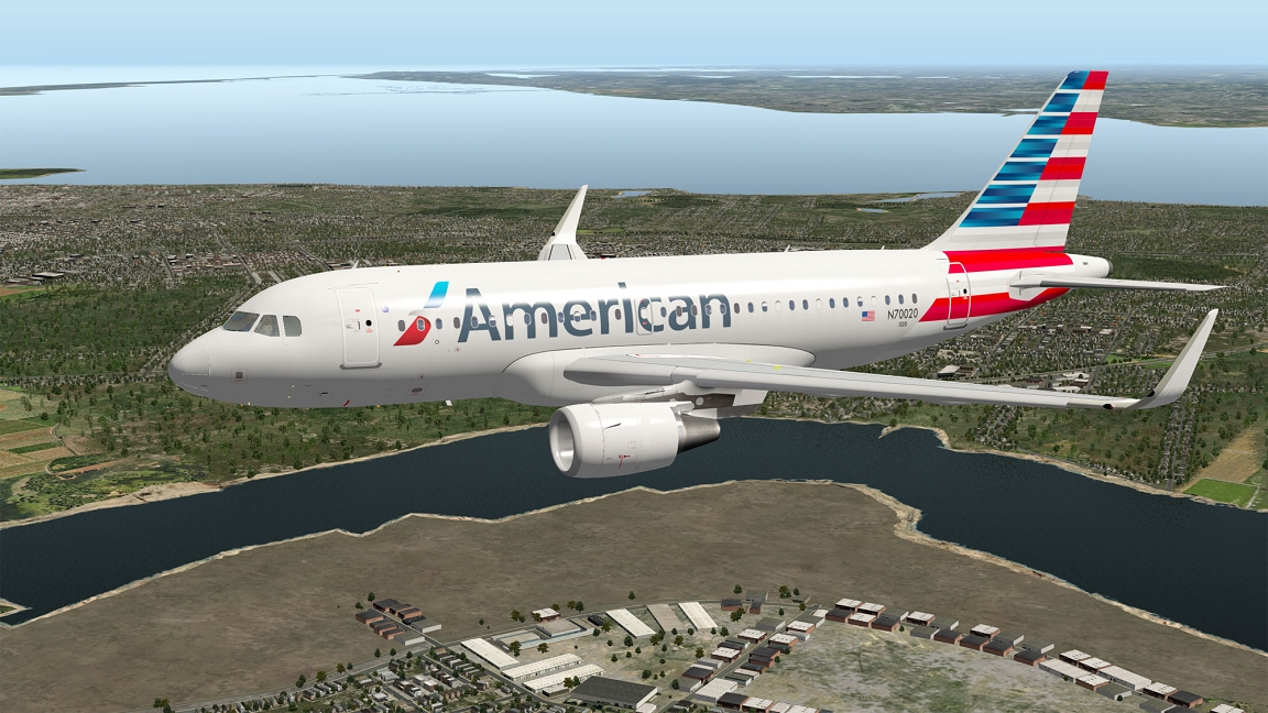 airbus a319 114 cfm extended pack rh store x plane org United Airlines Airbus A319 Seating American Airlines Airbus A319