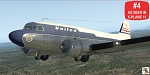 Legacy of Liveries Upon MSN 2169 for VSkyLabs DC-3