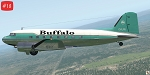 Fleet of Fancy #1: Buffalo Airways for VSkyLabs DC-3/C-47