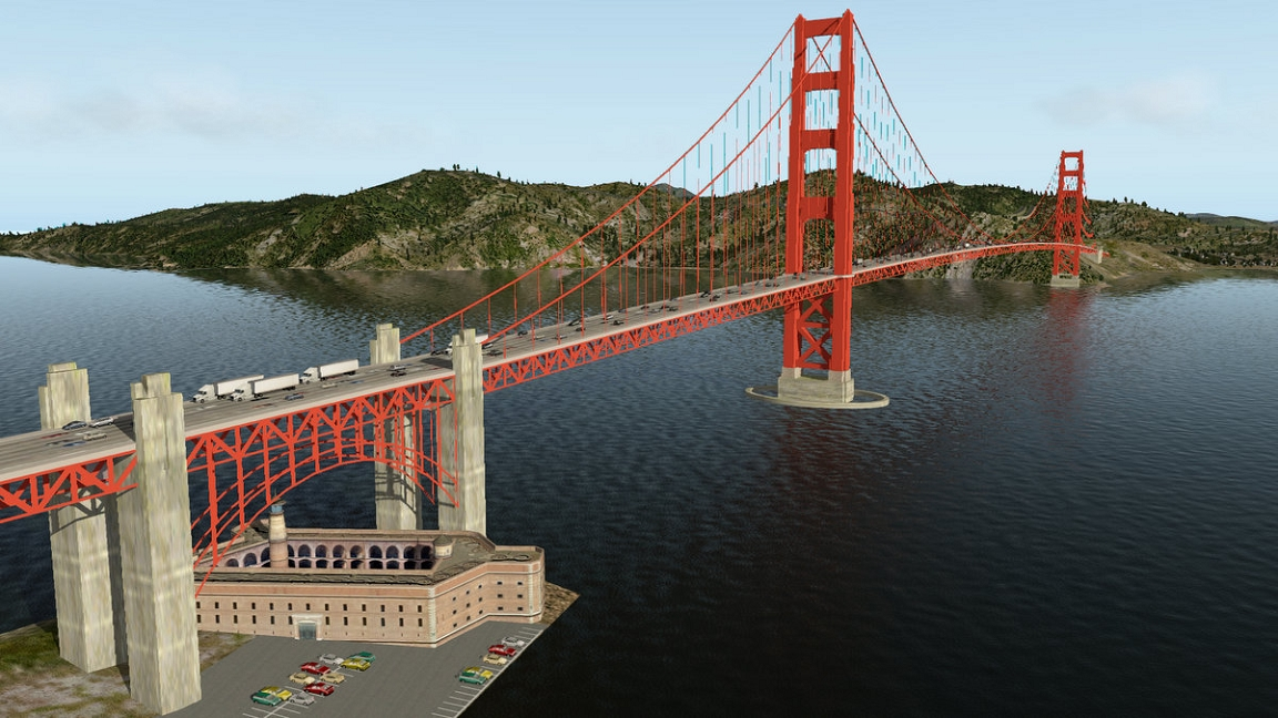From San Jose To San Francisco >> Golden Gate , KSFO and South Bay