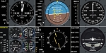 Saitek Flight Instrument Panel Support Addon