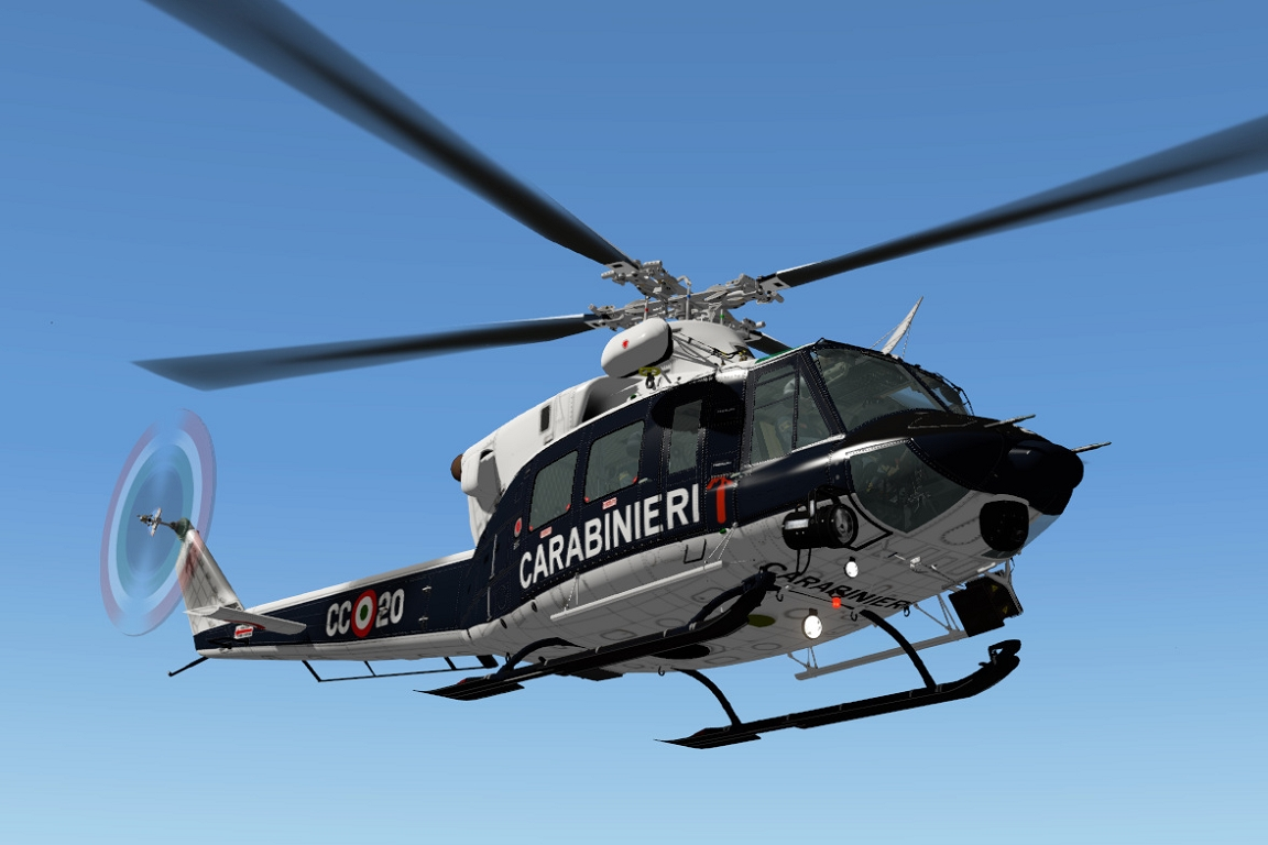 Home > Helicopters > Bell 412