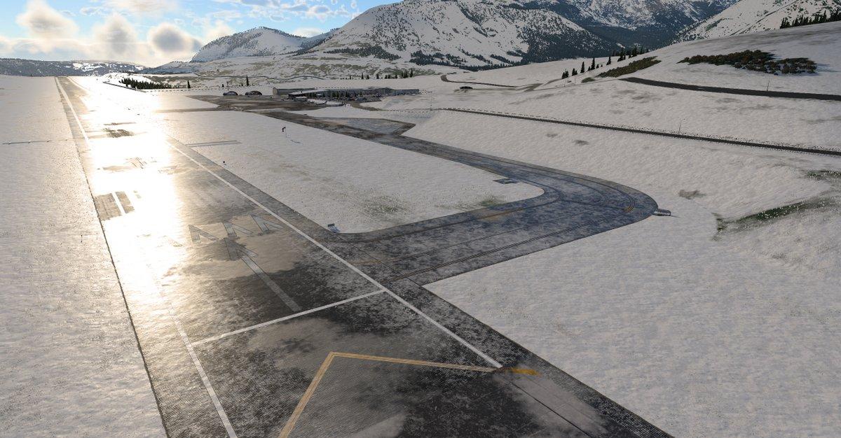 Telluride Regional Airport UHD