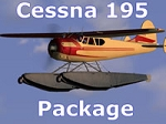 Cessna 195 Package