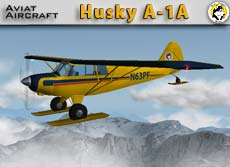A-1A Husky Package XP10