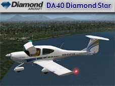 Diamond DA40-180 Diamond Star