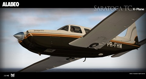 PA32 SARATOGA II Turbo Charged