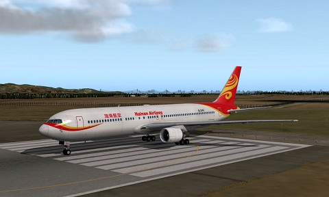 Asia Livery Pack #2 for 767-300