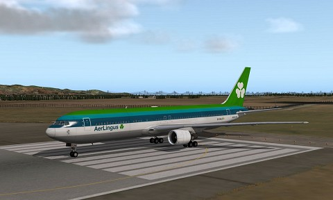 Europe Livery Pack #3 for 767-300