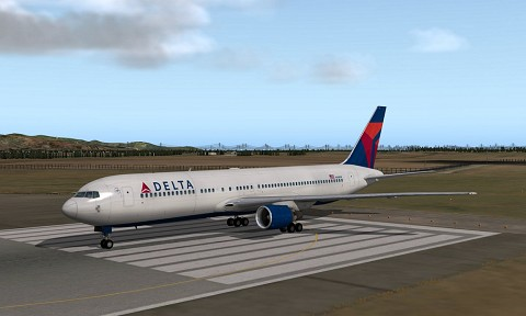 North America Livery Pack for 767-300