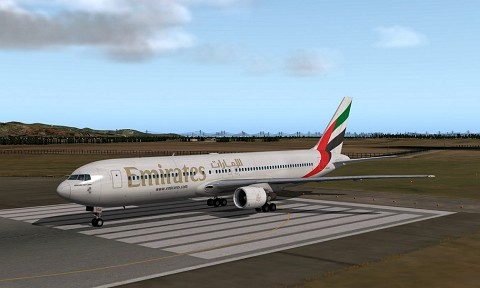 Middle East Livery Pack for 767-300