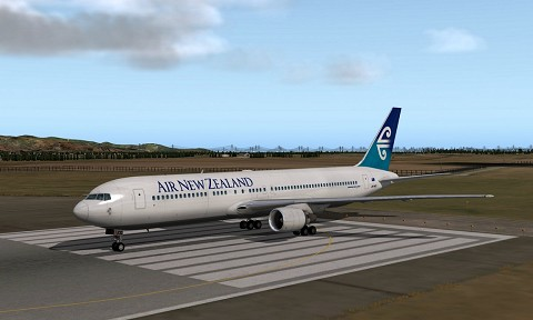 Oceania Livery Pack for 767-300
