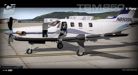 TBM 850 HD SERIES