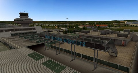 LOWL- Linz Blue Danube Airport XP10