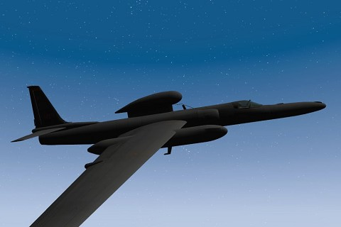 Lockheed U-2S Dragon Lady