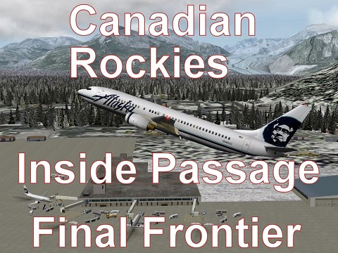 Canadian Rockies + Inside Passage + Final Frontier Promo Pack