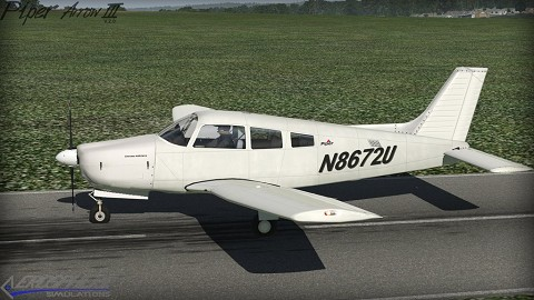 PA-28R-201 Piper Arrow III
