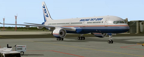 Boeing 757 version 2 Professional