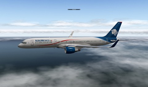 North American Livery Pack  for 757-200 v2