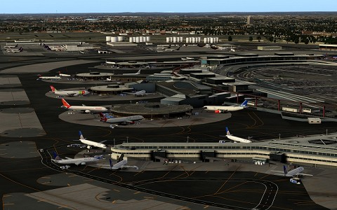 KEWR - Newark Liberty International