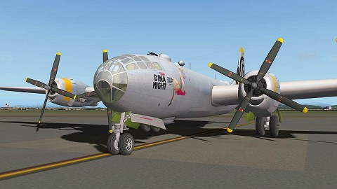 B-29A Superfortress