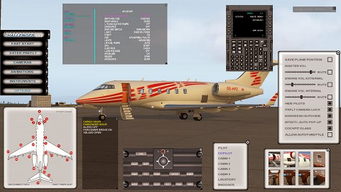 Bombardier Challenger 300 v2 Captain Edition XP11