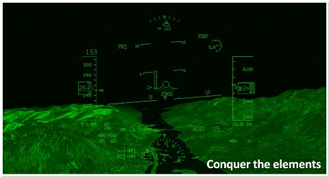 Air Transport HUD