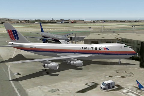 747-200 Classic Freighters + 747-100 Classic Passenger