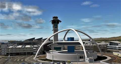 KLAX - Los Angeles International