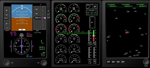 Panel Builder Add-On EFIS