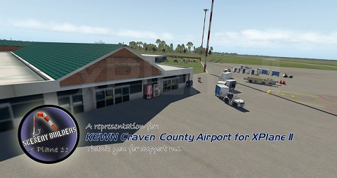 KEWN Craven County Regional Airport, NC