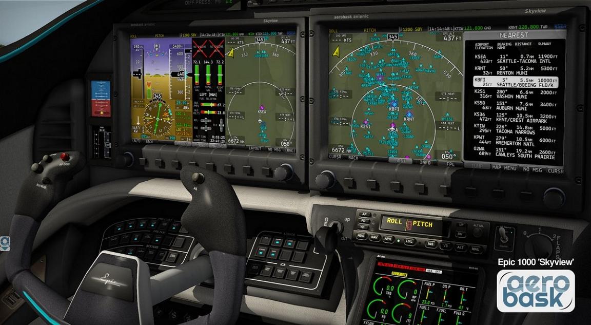 Epic E1000 Skyview v2