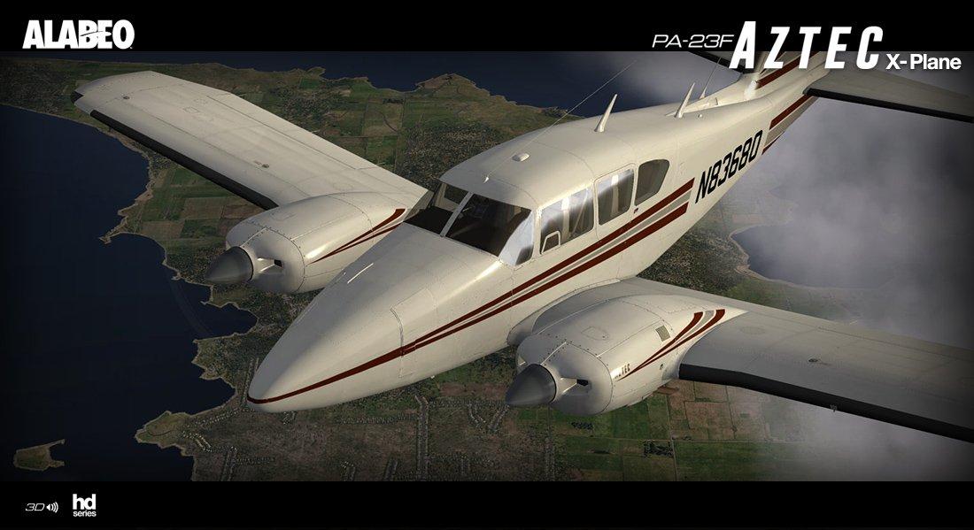 PA23 AZTEC F 250