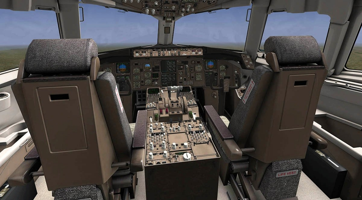 Boeing 767-300 ER Professional